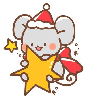 December mouse cut