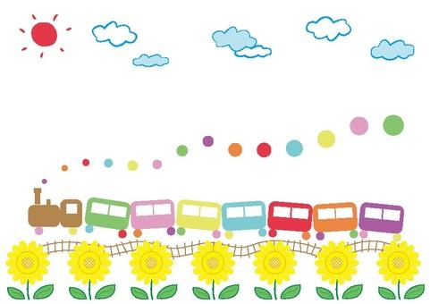 Fairy Tale Train Summer 2
