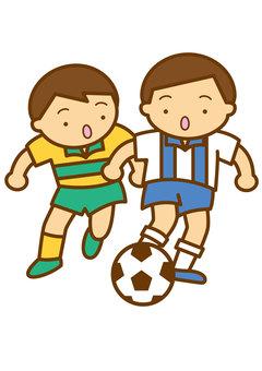 축구 2-4c