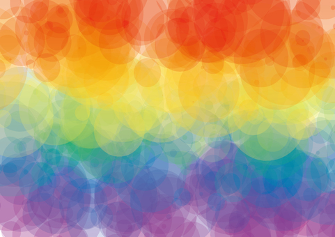 Texture background material: colorful rainbow color 6