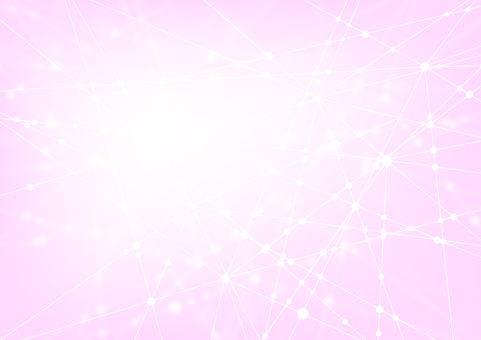 Pink network abstract background bokeh material