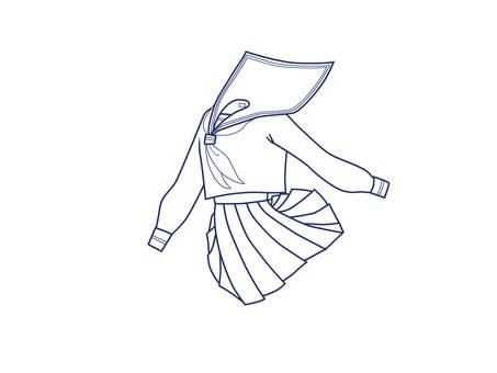 Sailor suit