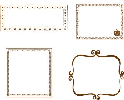 Design frame 1