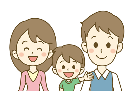 Family (3 people)