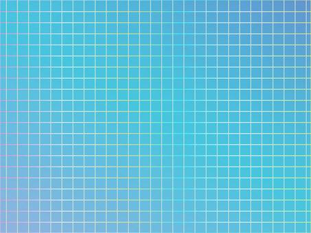虹色グラデーションチェック
