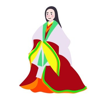 Noble women of the Heian period (3)