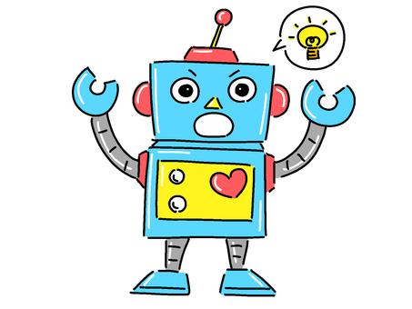 로봇 [번쩍]