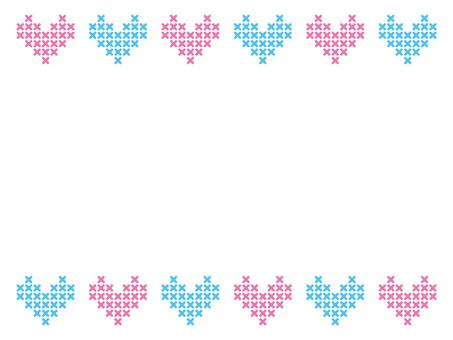 Stitch 8 Heart