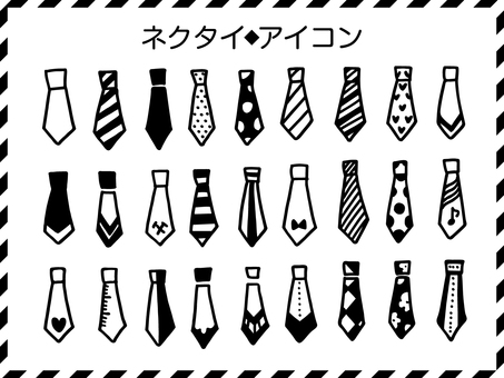 Tie ◆ icon