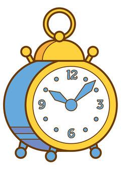 目覚まし時計4c