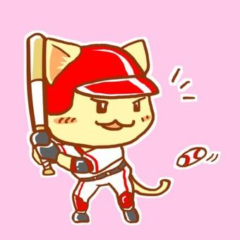 Sports cat_baseball