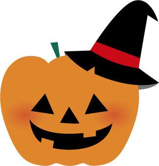 Pumpkin (with hat)