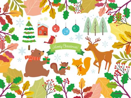 Christmas Illustration Collection