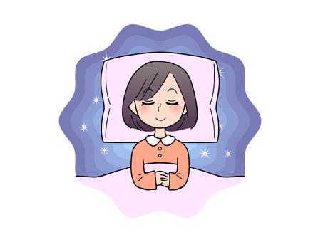 Good sleep (female)