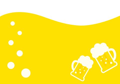 背景28(ビール)