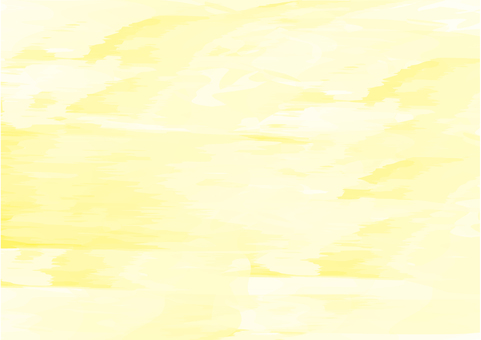 Watercolor canvas _ yellow