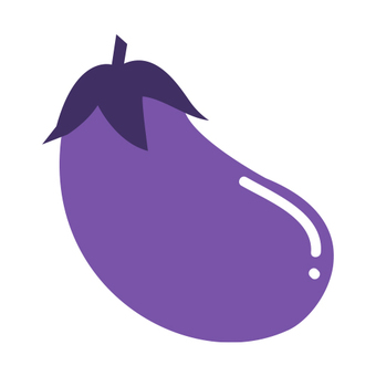 圓茄子(無絲)