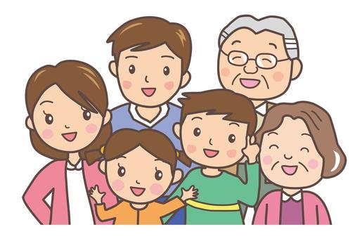 가족 모두 집합 2