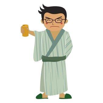 유카타 손님 2