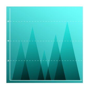 Triangle bar chart 2