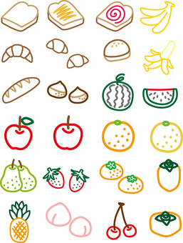 Summary of fruits