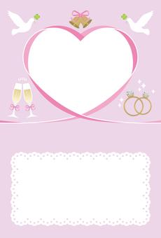明信片婚禮
