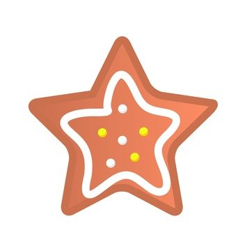 Xmas - Star Cookie