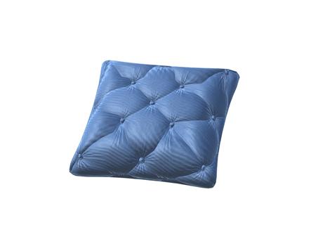 Cushion (blue)