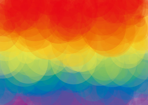 Texture background material: colorful rainbow color 3