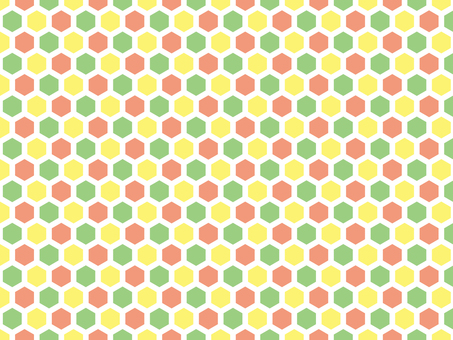 Background 19 (Honeycomb pattern)