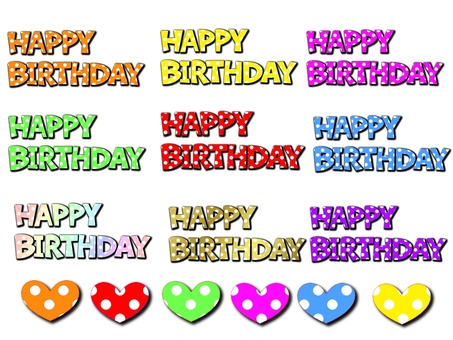 Letter ♪ (birthday)