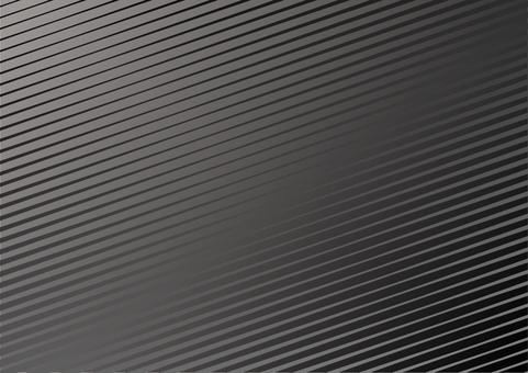 黒色の斜線シンプル抽象背景素材