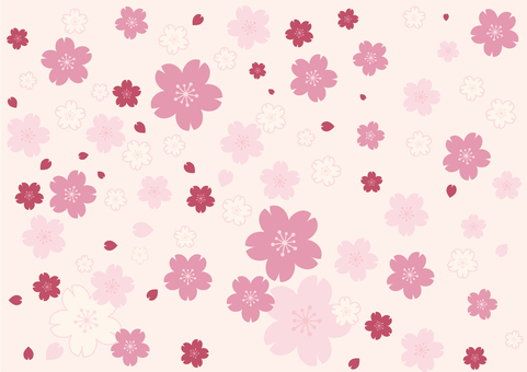 Spring color background
