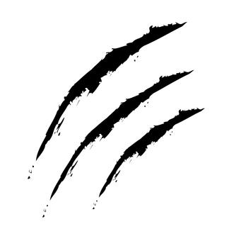Scratch mark