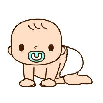 嬰兒爬行3