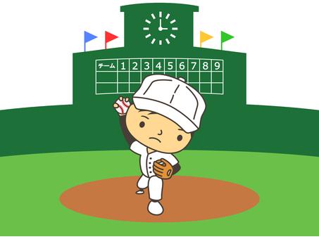 Baseball ground 2