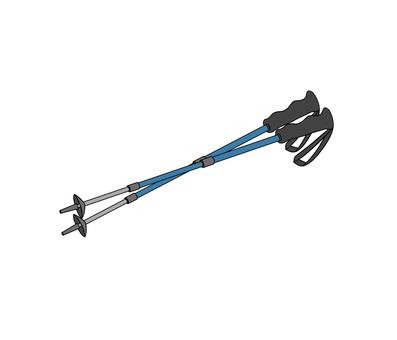 등산 도구 : 스톡 ②