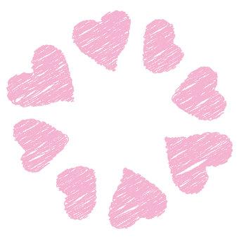 Heart 31_12 (Frame · Crayon)