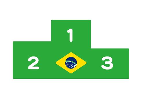 Podium Rio