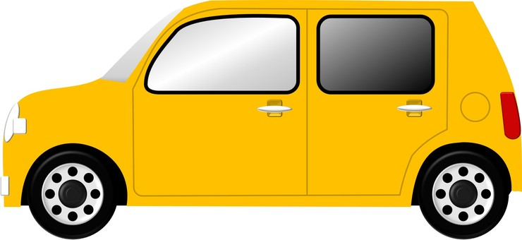 Car (Orange)