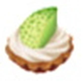 Melon tart