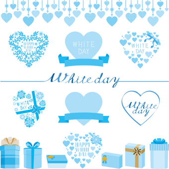 White Day Set 01