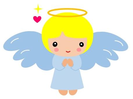 Prayer Angel-chan