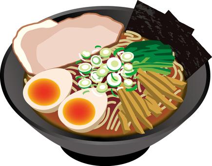 拉麺 醤油 単品2