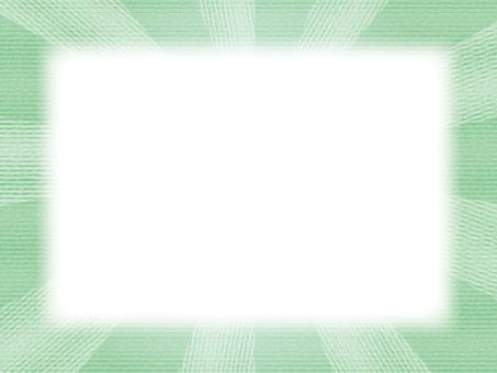 Wide frame (17) Sunlight battle green