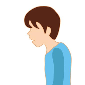 Posture (male · hip back)