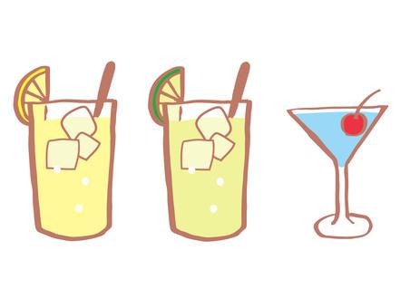 Sake, Sour & Cocktail