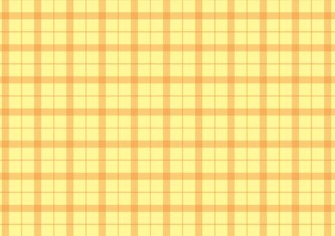 Plaid orange