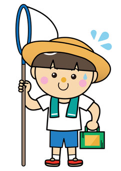 Boy 20_05 (removing insects)