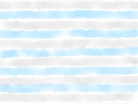 Watercolor border [Blue Gray]